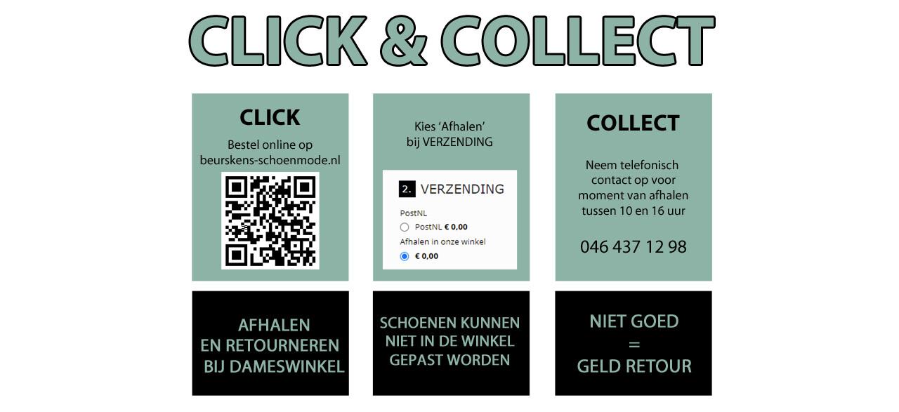 SLUITING / COLLECT & CLICK
