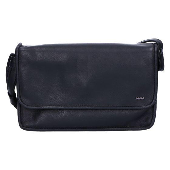 005-562 Flap Bag medium black