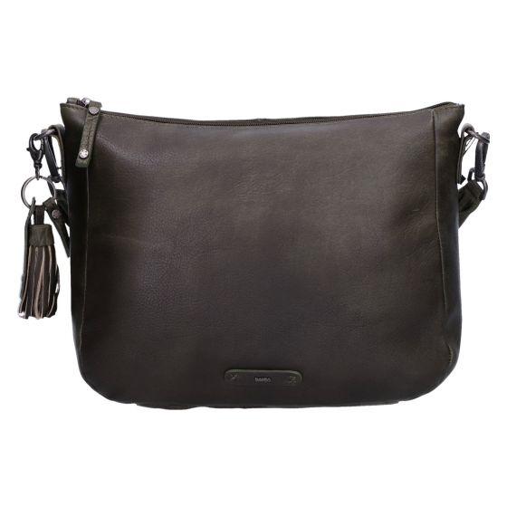 375-998 Shoppingbag dark green