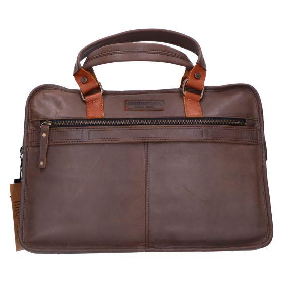 826-100-76 Flat Notebook Bag taupe