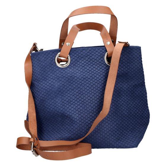 855-270 Shopper small 32x26 cm vintage indigo