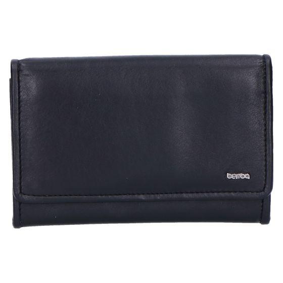 001-303 Ladies wallet black