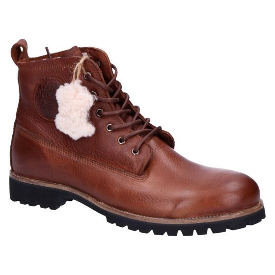 OM60 Veterboot old yellow sheep lining