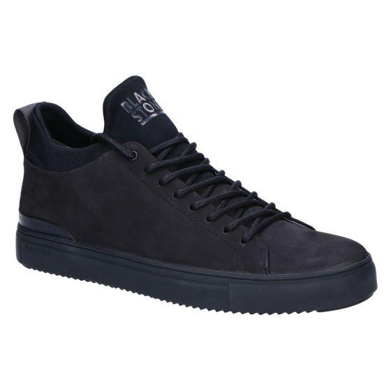 SG18 Sneakerboot black nubuck