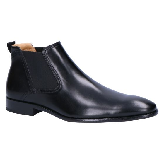 18553-2 Chelseaboot black tamparm