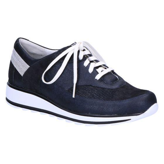 6213 Sneaker donkerblauw bronx