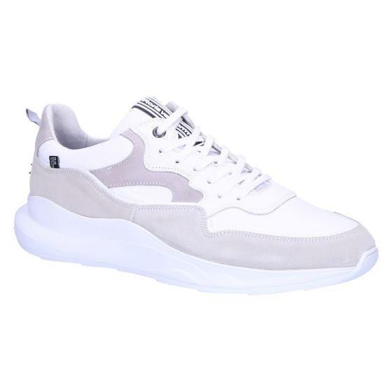 16269/21 Sneaker white grain