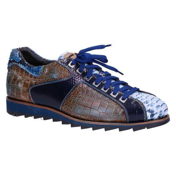 0780 Sneaker cocco oceano greyblue