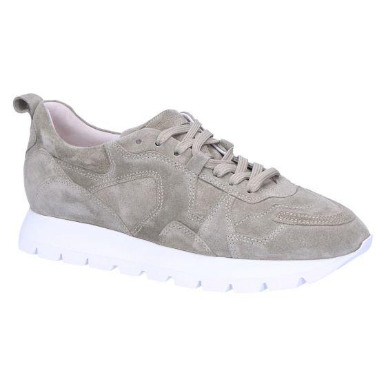 31-28230 Sneaker schilf/groen suede