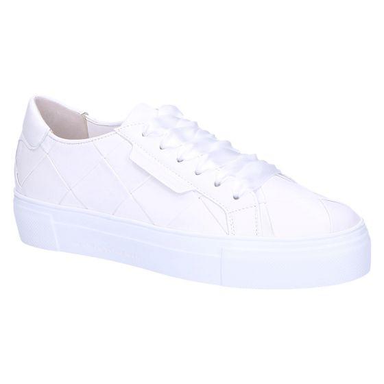 51-22630 Sneaker wit vlecht nappa