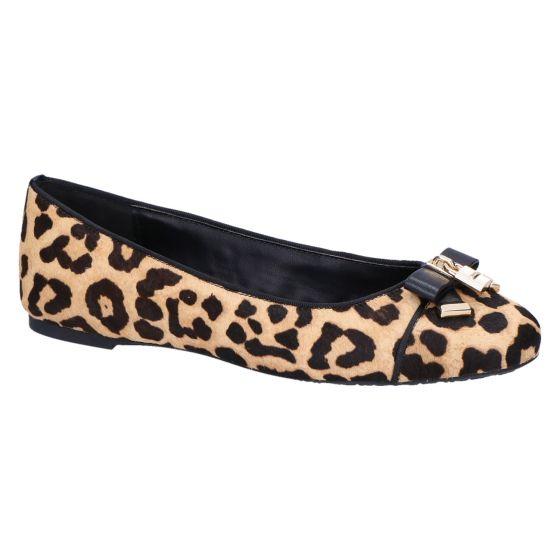 Alice Ballet natural cheetah haircalf
