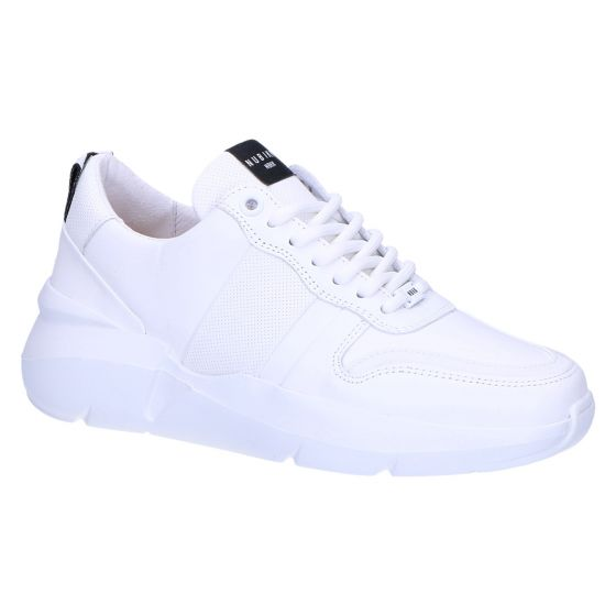 Lucy May Sneaker white leather