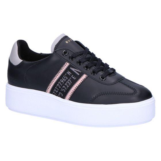 Elisa Ziya Sneaker black leather