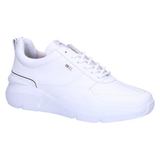Elven Nagare Sneaker white leather