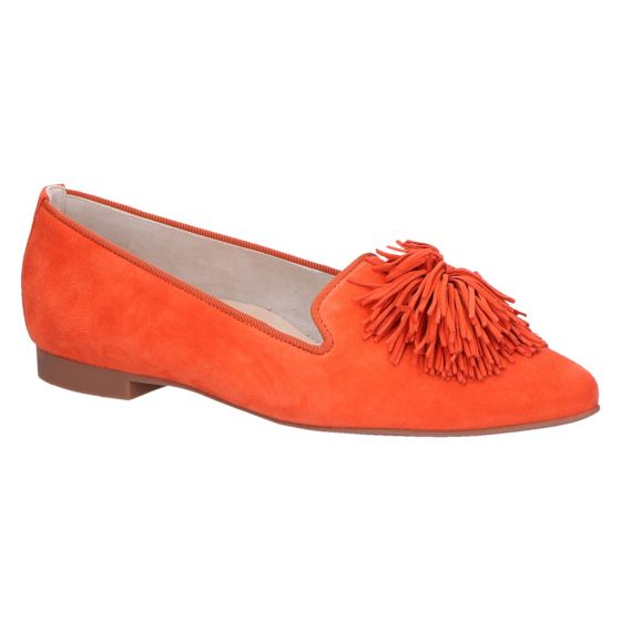 2376 Hoogfront orange suede