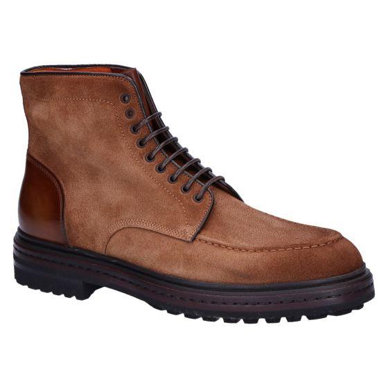 16792 Veterboot adler zack brown suede