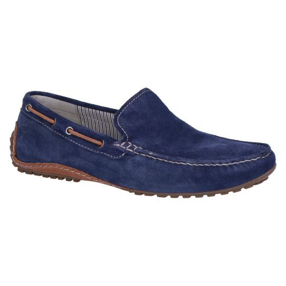 Callimo Instapper indaco blue velour