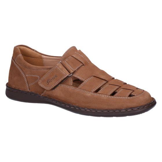 Elcino Sandalet havanna brown milan