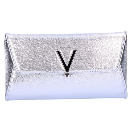 Flash Clutch argento