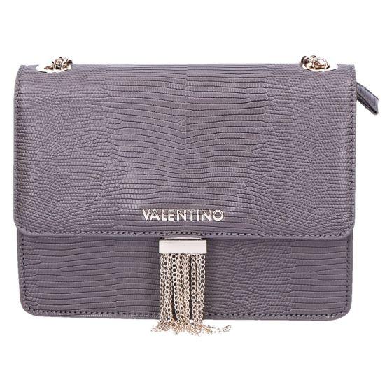 Piccadilly satchel grigio lizzard 22x16x5.5 cm