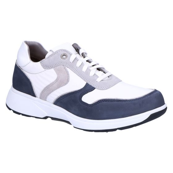 30402 Berlin Sneaker navy white