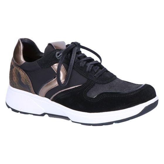 30202.2 Berlin Sneaker black/bronze
