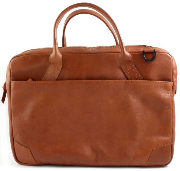 1140 Nano sterling bag cognac