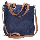 855-290 Shopper vintage indigo 32x29 cm