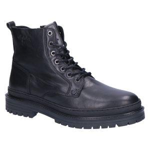 Estevez Veterboot black leather