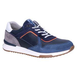Frederico Sneaker blue grey orange