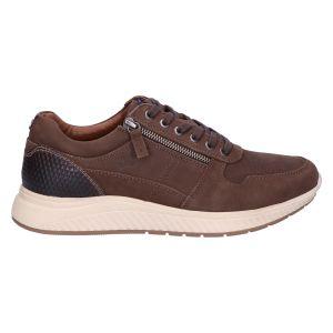 Hurricane Sneaker dark brown nubuk