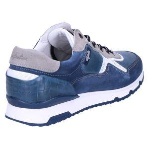 Mazoni Sneaker blue grey white