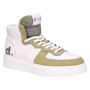 BU3376 Sneakerboot muschio camelia