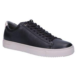 VG02 Sneaker black grey leather
