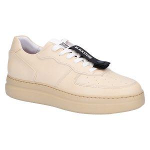 VL78 Sneaker almond milk leather
