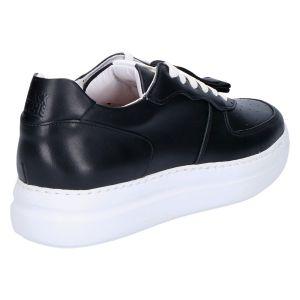 VL78 Sneaker black leather
