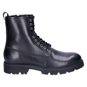 WG90 Veterboot black leather