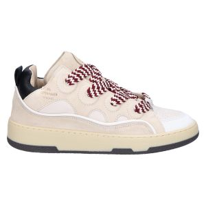 CPH201 Sneaker leather mix nature