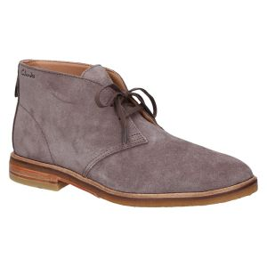Clarkdale DBT Desertboot taupe suede