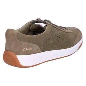 Hero Air Lace Sneaker olive combi