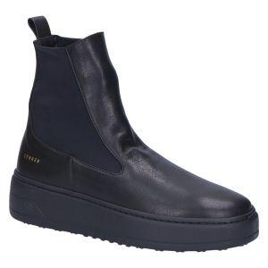 CPH113 Chelseaboot vitello black