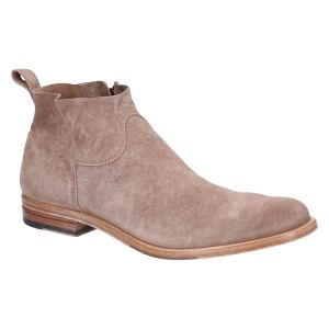 440 Ritsboot biscotto suede