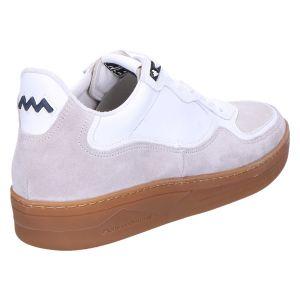 16271/00 Sneaker white multi suede combi