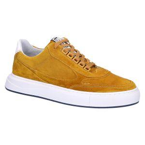 16323/03 Sneaker yellow suede