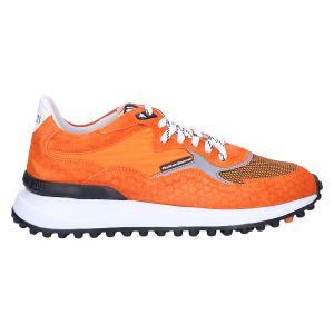 16337/00 EK-Sneaker '21 orange printed suede