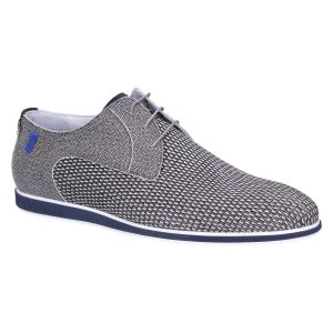 18402/07 Veterschoen grey suede