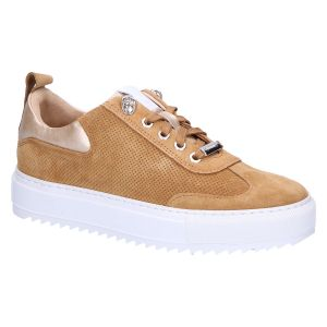 20.003 Maddy Sneaker caramel suede