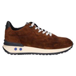 16484/02 Sneaker cognac suede