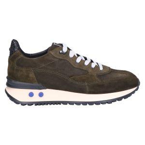 16484/04 Sneaker green suede
