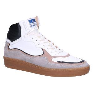 20371/03 Sneakerboot white calf multicolor